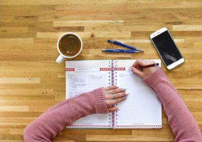 4 dicas para organizar suas metas para 2021